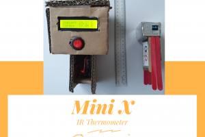 IR Thermometer – Mini X (Low Resolution)